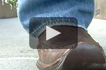 Shoe               Sanitizer Video